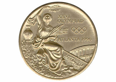 Atlanta 1996 Gold Olympic Medal