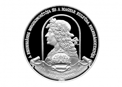 Silver Coin Everemde
